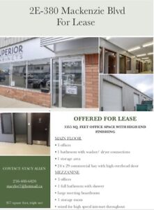 Commercial Space to Rent  (6 Offices and MORE!!!)