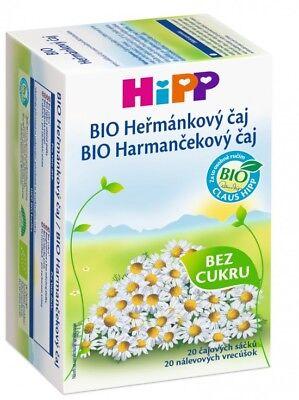 HiPP Baby ORGANIC Chamomile Tea  -Made in Germany- 20 tea bags FREE - Tea Baby