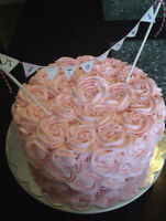 Cakes- Birthday, Wedding or any Occasion