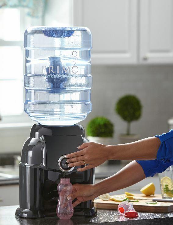 Table Top Water Dispenser 5 Gallon Countertop For Home Work