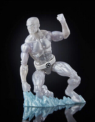 FACTORY SEALED X-Men Retro Marvel Legends 6-Inch ICEMAN Action Figure by Hasbro
