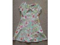 Girls dress 6-7 years
