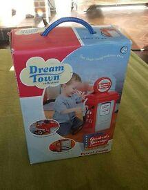 Dream Town Petrol Pump Toy