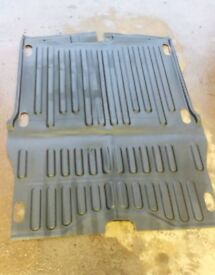 PVC load mat Berlingo