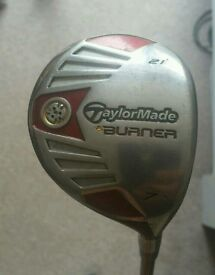 Taylormade Burner 7 Wood, Right Handed