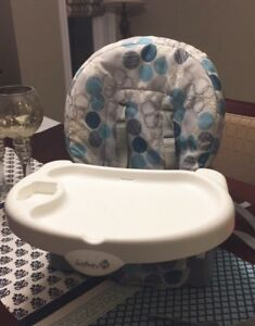 High Chair Safety 1st