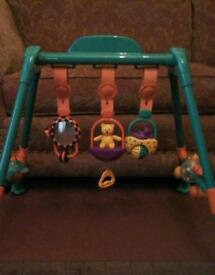 Activities baby toy