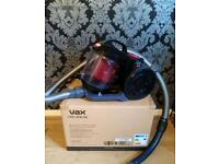 Boxed VAX power3 A rated bagless vacuum cleaner rrp £69.99