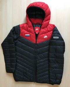 Nike Olympic Down Winter Jacket - Russia (Large)