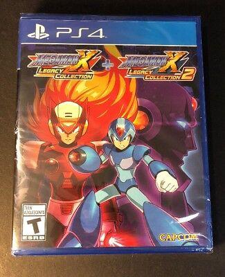 Mega Man X Legacy Colección 1+ 2 [8 Juegos En 1 Pack...