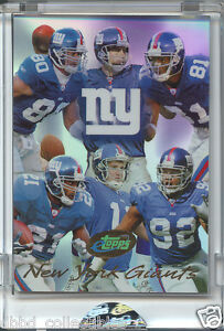 ELI-MANNING-Giants-rookie-team-card-2004-eTopps-sealed-only-981-made-in-hand