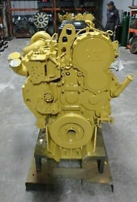 2006 Cat C-15 Mxs Diesel Engine 600hp. All Complete And Run Tested