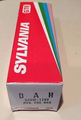 Sylvania Gte Dah 500wc120v