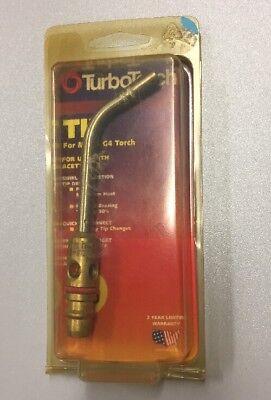 Turbotorch 0386-0102 A-5 Acetylene Tip Swirl