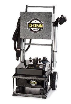 NEW US Steam US6100 Eagle Vapor Commercial Steam Cleaner with Cart  Commercial Vapor Steam Cleaners