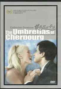 THE UMBRELLAS OF CHERBOURG  NEW  DVD