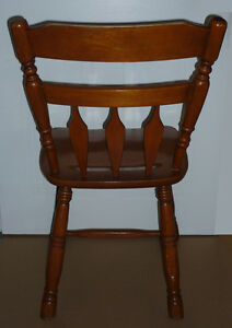 replica Cushman Colonial Chair .. Sturdy, Clean, Smoke Free .. Cambridge Kitchener Area image 2