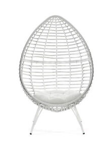 Sale domayne faux cane outdoor indoor pool deck pod chair Liverpool Liverpool Area Preview
