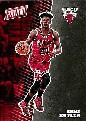 Jimmy Butler Bk25 2017 Panini National Convention