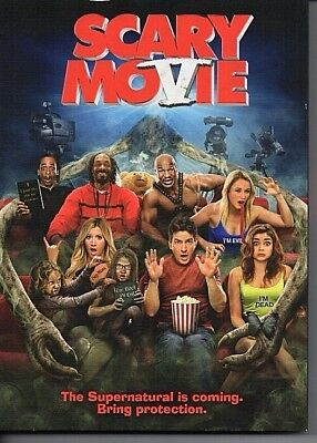 New Scary Movie V 5  Dvd  2013  With Slipcover