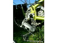 Shimano XT rd-m750 rear derailleur, suit 7-8-9 speed, long cage