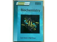 Biochemistry Instant Notes