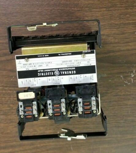 Ge 12PJC32H156A Type Pjc Instantaneous Overcurrent Relay 12a Amp