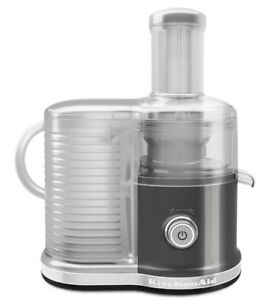 Stainless Steel Professional KitchenAid Juicer. Mint Condition.