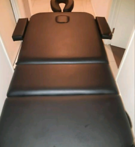 Foldable massage table for sale