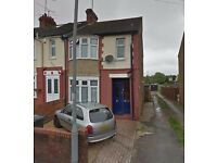 A three bedroom semi detached near Leagrave Road