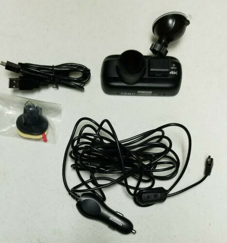 Kenwood DRV-A601W 4K Dash Camera