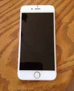 iPhone 6 white & gold