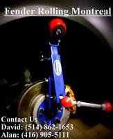 Fender Rolling Montreal Services and Rental
