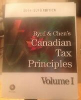 Canadian Tax Principles Bryed&Chen 2014-2015 version