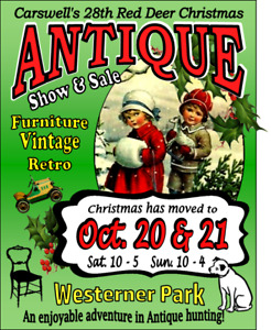 Red Deer Antique & Vintage Show & Sale