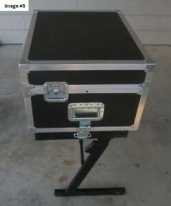 Custom Flight/DJ Case - 4U