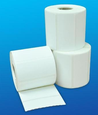 CAS LST-8060 For DLP-50 Printer,Case Thermal Label,55x25 mm,550 per roll,12 roll