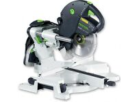 Festool mitre saw Kepex KS120 EB 240V not Makita hilti Dewalt