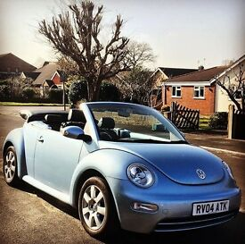 Summer Bargain, Beautiful convertible Beetle!