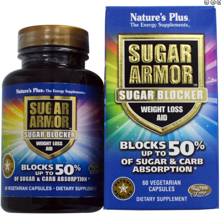 new nature s plus sugar armor sugar
