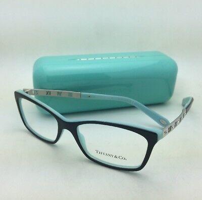TIFFANY & Co. Eyeglasses ATLAS Collection TF 2103-B 8055 53-16  Black-Blue Frame