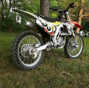 2013 CRF450R DirtBike trade for sled