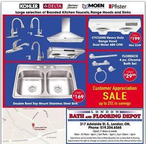 """40"""" SINGH Series Vanity - Quartz Top w/Sink - ON SALE 20% OFF London Ontario image 7"""