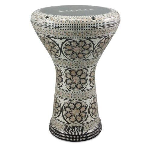 M58 Drum Darbuka tabla doumbek mother of pearl Gawharet El Fan free bag 17''