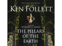The Pillars of the Earth - Ken Follet - Read by Richard E. Grant