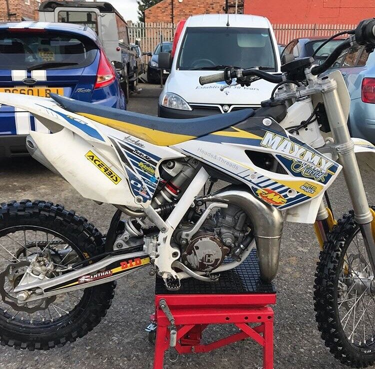 Husqvarna tc 85 2015 (BIG WHEEL), not, yz 85 ktm 85 crf 85 cr 85 kx 85 tm 85 rm85