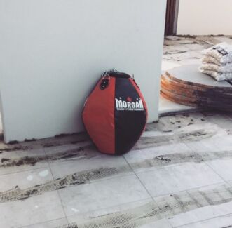 Morgan Wreaking ball boxing bag