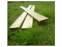 Decking boards wood