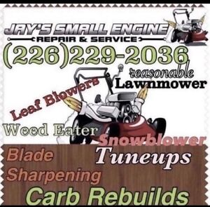 Jays Small Engine Service and Repairs
