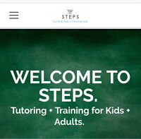 Reading Tutoring for Elementary Students / All Ages
